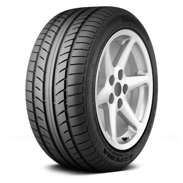 BRIDGESTONE® - EXPEDIA S-01 Tire Protector Close-Up