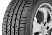 BRIDGESTONE® - POTENZA RE050 Tire Protector Close-Up