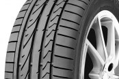 BRIDGESTONE® - POTENZA RE050A I RFT Tire Protector Close-Up