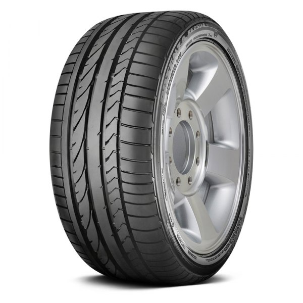BRIDGESTONE® - POTENZA RE050A RFT Tire Protector Close-Up