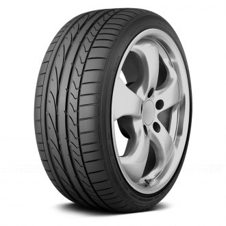 BRIDGESTONE® - POTENZA RE050A Tire Protector Close-Up