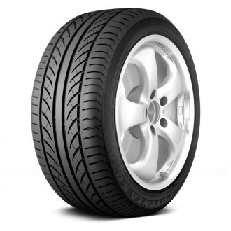 BRIDGESTONE® - POTENZA S-02A Tire Protector Close-Up