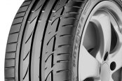 BRIDGESTONE® - POTENZA S001 Tire Protector Close-Up