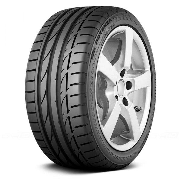 Bridgestone Run Flat Tires >> BRIDGESTONE® POTENZA S001 RFT Tires