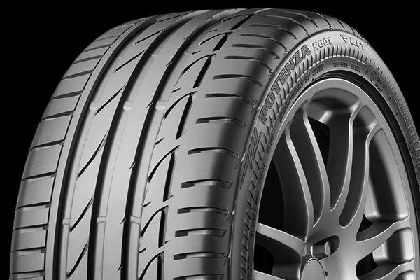 bridgestone potenza s001 rft tires summer performance tire for cars. Black Bedroom Furniture Sets. Home Design Ideas