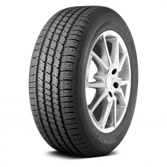 BRIDGESTONE® - TURANZA EL42 RFT Tire Protector Close-Up