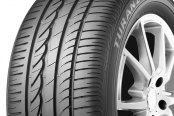 BRIDGESTONE® - TURANZA ER300 ECOPIA Tire Protector Close-Up