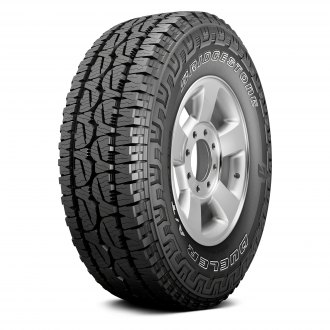 BRIDGESTONE® - DUELER A/T REVO 3 WITH OUTLINED WHITE LETTERING