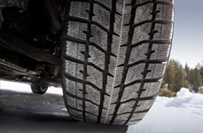 BRIDGESTONE® - Blizzak WS70 Tires on Car
