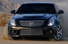 BRIDGESTONE® - Potenza RE040 Tires on Cadillac CTS