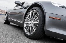 BRIDGESTONE® - Potenza RE050A Tires on Aston Martin Rapide S
