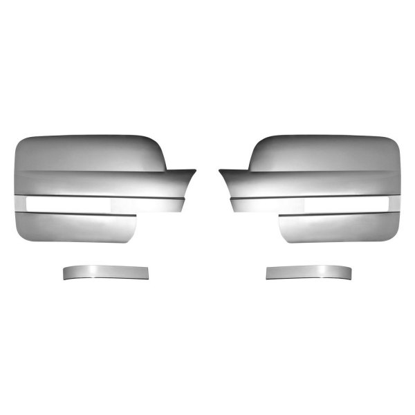 Brite Chrome® - Chrome Mirror Covers