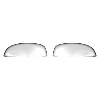 Brite Chrome® - Replacement Chrome Mirror Covers