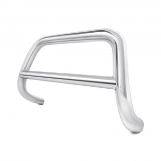 "Broadfeet® - 2.5"" Polished Bull Bar w/o Skid Plate"