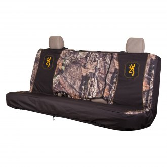 Browning Lifestyle® - Buckmark Damask Bench Seat Cover