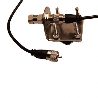 Browning® - Mirror-Mount Kit with CB Antenna Coaxial Cable
