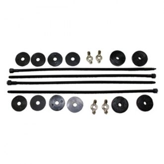 BTP® - Fan Shroud Installation Kit