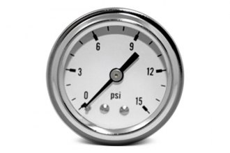 BTP® - Fuel Pressure Mechanical Gauge