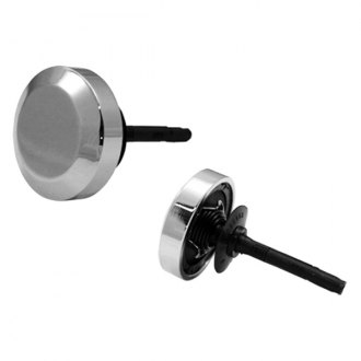 BTP® - Chrome Aluminum Saginaw Style Steering Pump Cap