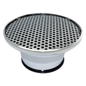 BTP® - Chrome Steel Air Cleaner Velocity Stack