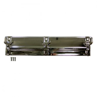 "BTP® - 24-11/16"" x 5-1/4"" Chrome Radiator Support with Hardware"