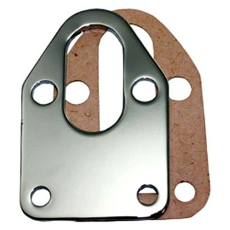 BTP® - Fuel Pump Chrome Steel Mounting Plate
