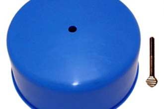 BTP® - Blue Plastic Carburetor Cover