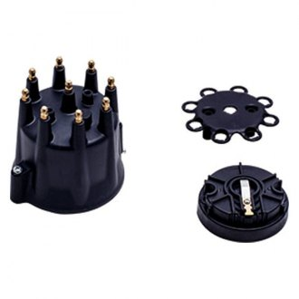 BTP® - Pro Series Ready to Run Pro Billet HEI Distributor Cap and Rotor