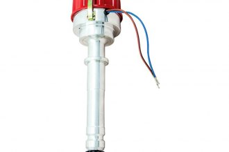 BTP® - Pro Billet HEI Distributor with Red Cap