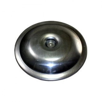 "BTP® - 14"" Recessed Machined Aluminum Air Cleaner Top"