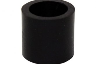 "BTP® - Black 1.25"" Rubber Radiator Hose Reducer"
