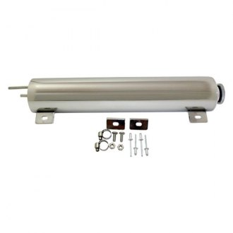 "BTP® - Polished Stainless Steel 3"" x 16"" Overflow Tank"