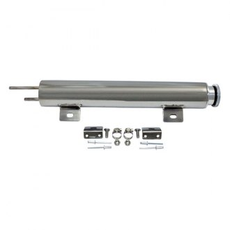 "BTP® - Polished Stainless Steel 2"" x 13"" Overflow Tank"
