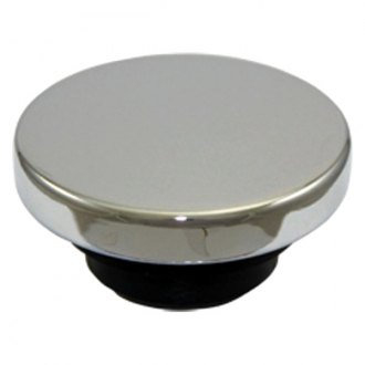 BTP® - Chrome Steel Push-In Oil Cap