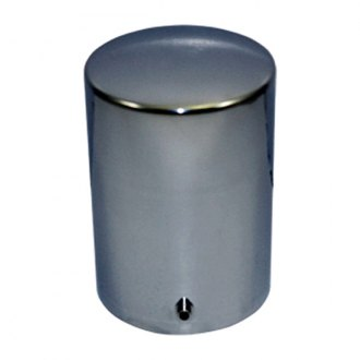 BTP® - Chrome Steel Oil Filter Cover