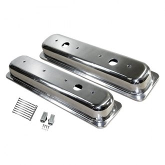 BTP® - Short Smooth Valve Covers