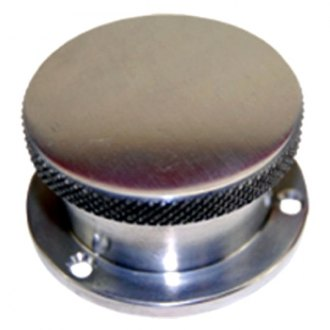 BTP® - Polished Aluminum Cap and Base