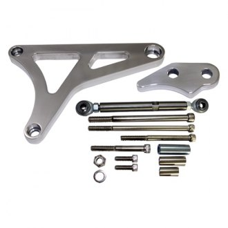 BTP® - Polished Aluminum Alternator Bracket