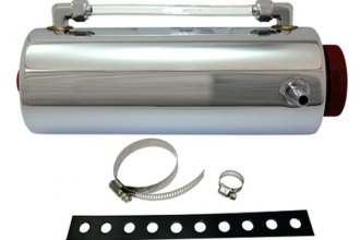 BTP® - Chrome Aluminum Overflow Tank
