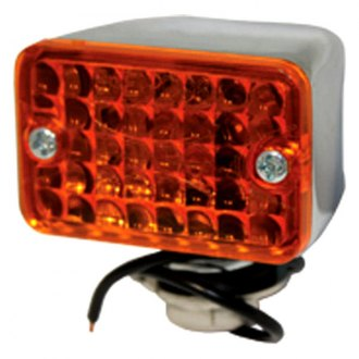 BTP® - Small Light Turn Signal with Amber Lens