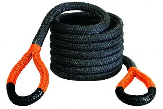 "Bubba Rope® 176730ORG - 1-1/2"" x 30' Jumbo Rope Orange Eyes"