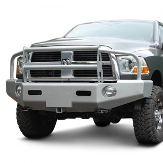 Buckstop® - Classic I™ Full Width Front HD Bumper with Grille Guard