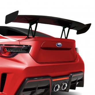 Buddy Club® - Wet Carbon Fiber GT Wing High