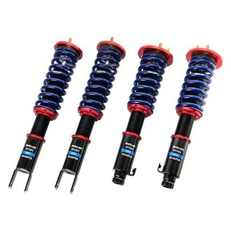 "Buddy Club® - 1""-3"" x 1""-3"" Sport Spec Front and Rear Lowering Coilover Kit"