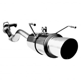 Buddy Club® - Pro Spec™ Stainless Steel Cat-Back Exhaust System