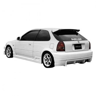 Buddy Club® - Rear Bumper