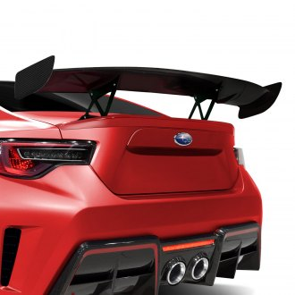 Buddy Club® - Wet Carbon Fiber GT Wing