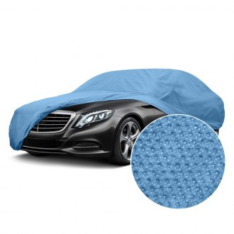 Budge® - Duro™ Blue Car Cover