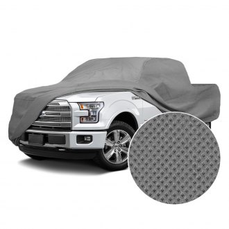 Budge® - Budge Lite™ Gray Truck Cover