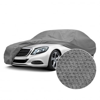 Budge® - The Max™ Gray Car Cover